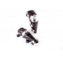 Щитки (наколенники)(mod:K12, белые) SCOYCO
