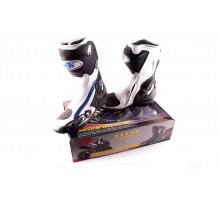 Ботинки PROBIKER (mod:1002, size:42, белые)