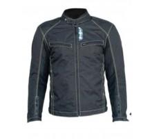 Мотокуртка (текстиль) (цвет грифель, size XL) (доп защи...