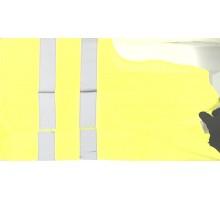 Жилетка светоотражающая (зеленая) EVO