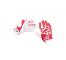 Перчатки PRO (size:M, красные) TLD