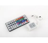 RGB-контроллер (ИК ПДУ, 44 кнопки)