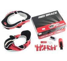 Защита шеи (красная) RED-DRAGON