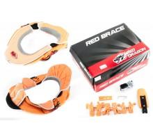 Защита шеи (оранжевая) RED-DRAGON