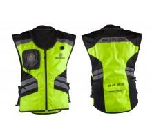 Защита жилет (size:XL, свето отражающий, mod:JK32) SCOY...
