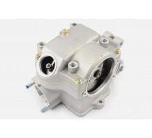 Головка цилиндра 4T CB250 (в сборе, + клапаны, крышка) ...