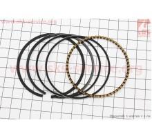 Кольца поршневыесс 65,5мм STD (толщина - 0,6мм) (CB-250...