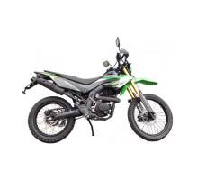 Мотоцикл FORTE FT250GY-CBA (Зеленый)