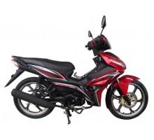 Мотоцикл FORTE FT125-FA (Красный)