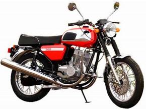 Запчасти на мотоцикл ЯВА 360