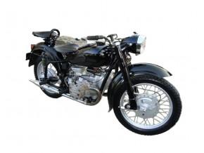Запчасти на мотоцикл Днепр К-750