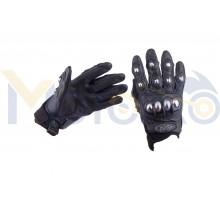 Перчатки AXE RACING (size:L, черные) (mod:2)
