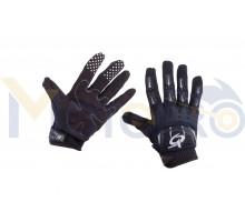 Перчатки RG (size:L, черные)