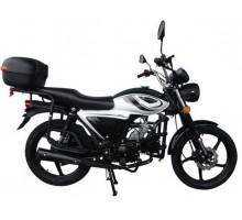 Мотоцикл FORTE ALFA NEW FT125-K9A (Черный)