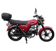 Мотоцикл FORTE ALFA FT110-2 (Черный)