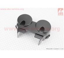 пластик - корпус панели приборов (спидометра)