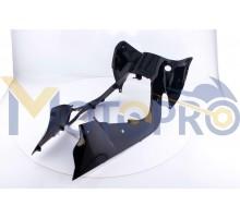 Пластик Active бардачка (черный) CX