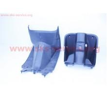 """Honda DIO AF-27/28 пластик - передний надколенный """"..."""