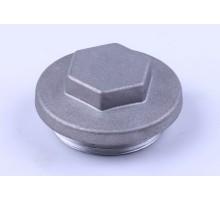 CB-125/150 - крышка регулировки клапанов