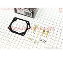 Ремонтный комплект карбюратора Yamaha JOG, 9 деталей