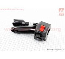 Loncin- LX200GY-3 Блок кнопок на руле правый