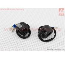 Viper - V200R Блок кнопок на руле левый + правый