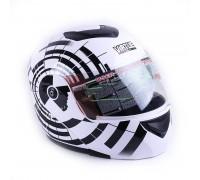 Шлем MD-903 зебра size M - VIRTUE
