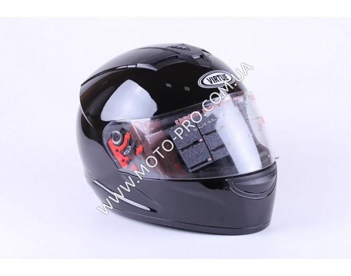 Шлем MD-803 черный size M - VIRTUE (HM-003)