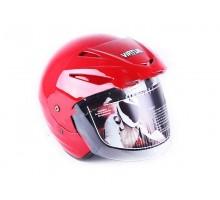 Шлем MD-705H красный size L - VIRTUE