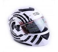 Шлем MD-903 зебра size L - VIRTUE