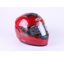 Шлем MD-803 красный size M - VIRTUE