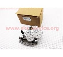 Тормозной суппорт передний двухпоршневой Lifan 125/150