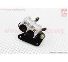 Тормозной суппорт передней системы (двухпоршневой), тип...