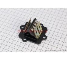 Клапан лепестковый карбюратора Yamaha 3KJ (корпус пласт...