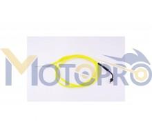 Трос газа Suzuki AD100 (1750mm, уп.1шт, желтый) VLAND (...