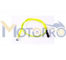 Трос спидометра Yamaha JOG 3KJ (уп.1шт, желтый, под бар...