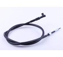Lead - трос спидометра L-1075mm (верх квадрат/внутрення...